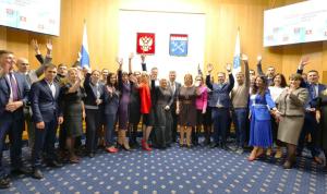 Победителям конкурса «Губернаторский кадровый резерв» Ленобласти вручили награды